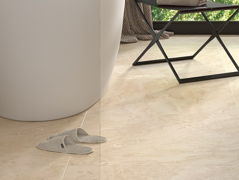 Wall/floor tiles with marble effect MILAN by Venis