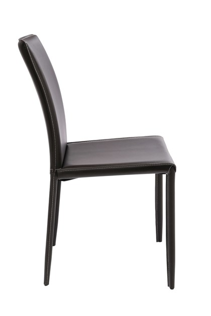 Kare In Black Sedia Milano Imbottita design Pelle odCBexrW
