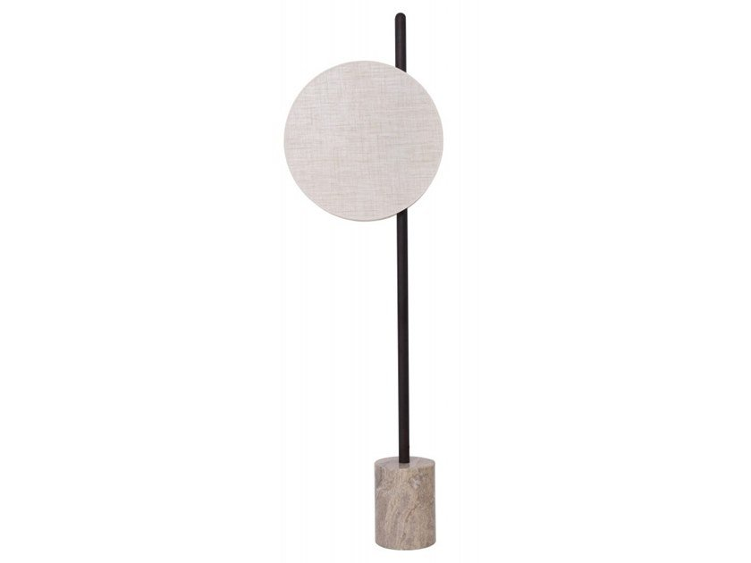 Fabric floor lamp MILANO | Floor lamp by Flam & Luce
