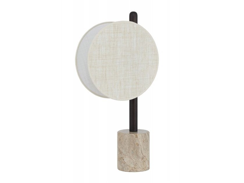 Marble table lamp MILANO | Table lamp by Flam & Luce