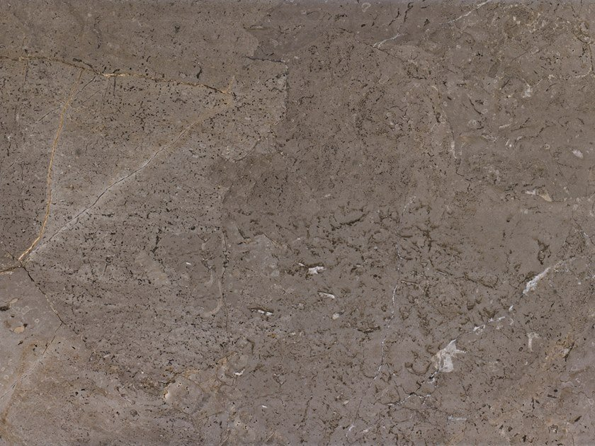 Porcelain stoneware wall/floor tiles with marble effect MILANO GRAFITO by PORCELANOSA