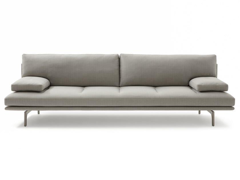 Fabric sofa MILANO+ | Sofa by Zanotta