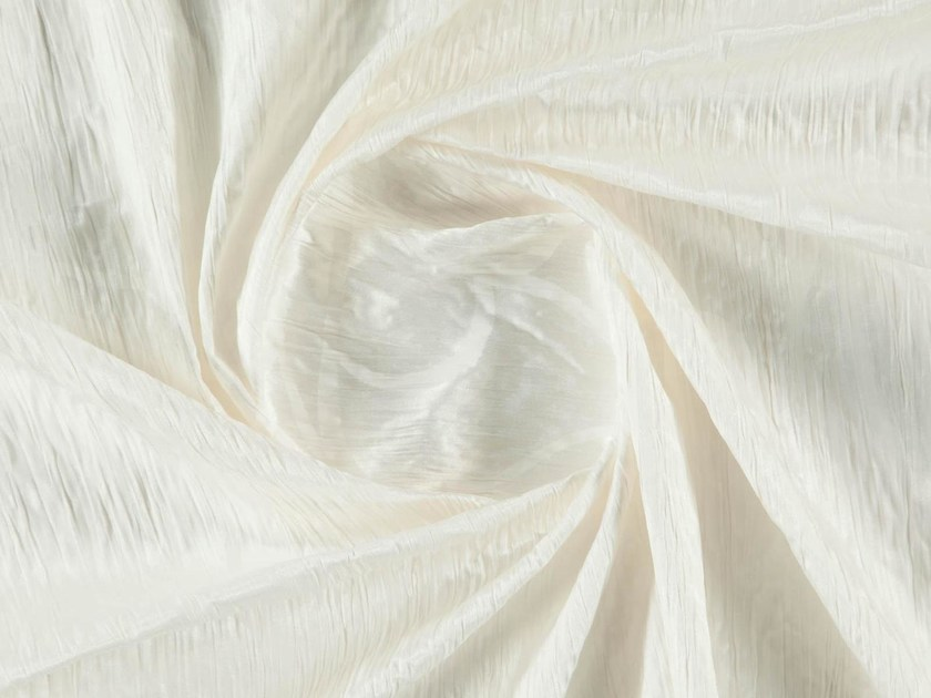 Jacquard washable polyester fabric for curtains MILFORD by More Fabrics