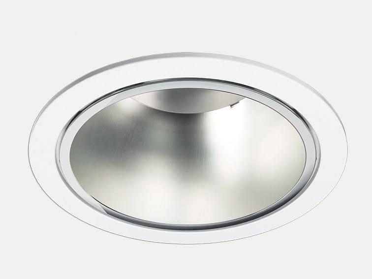 LED aluminium Lamp for false ceiling MILIEU by ES-SYSTEM