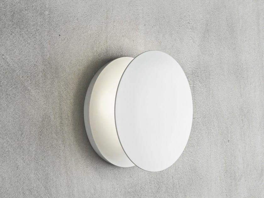 LED aluminium wall light MILLELUMEN CIRCLES | LED wall light by millelumen