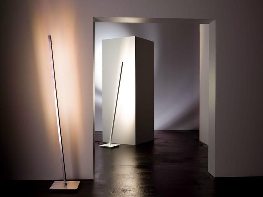 Lampada da terra a LED MILLELUMEN CLASSIC FLOOR II by millelumen
