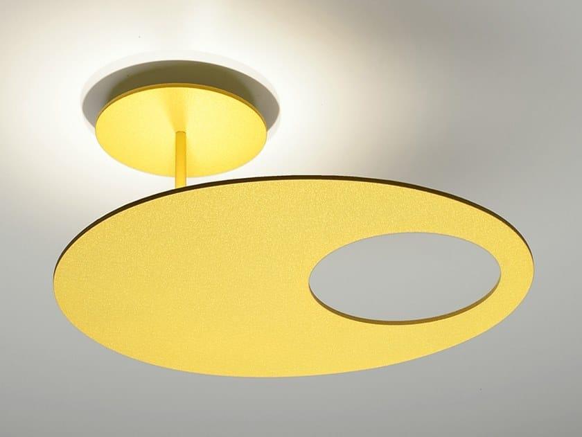 Lampada a sospensione a LED in alluminio MILLELUMEN HOVER | Lampada a sospensione a LED by millelumen