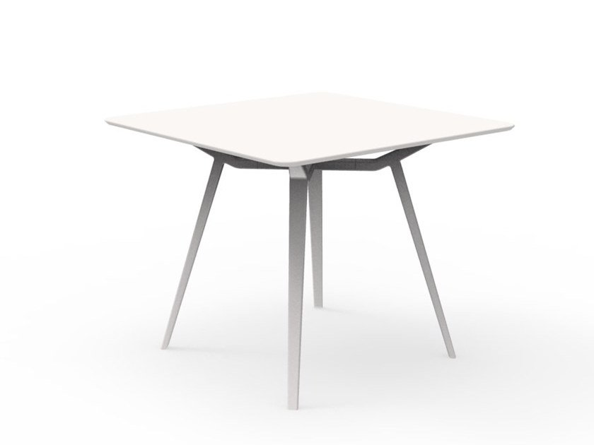 Square garden table MILO | Square table by Talenti
