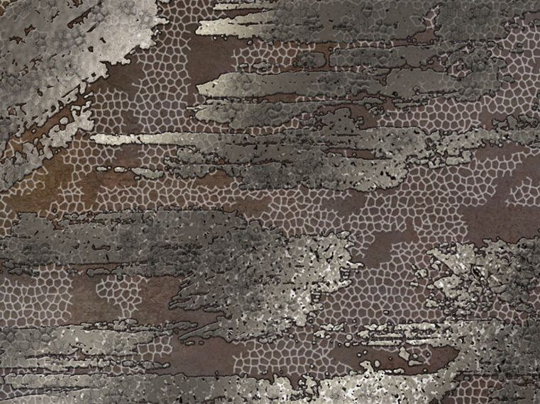 Porcelain stoneware wall/floor tiles MINERAL RUSTY by CERAMICHE BRENNERO