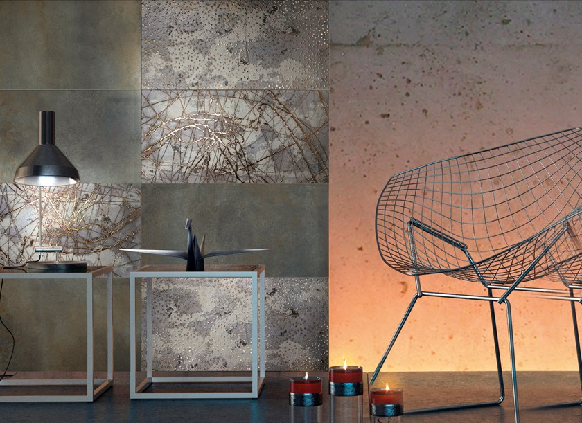 Porcelain stoneware wall/floor tiles MINERAL STARS by CERAMICHE BRENNERO