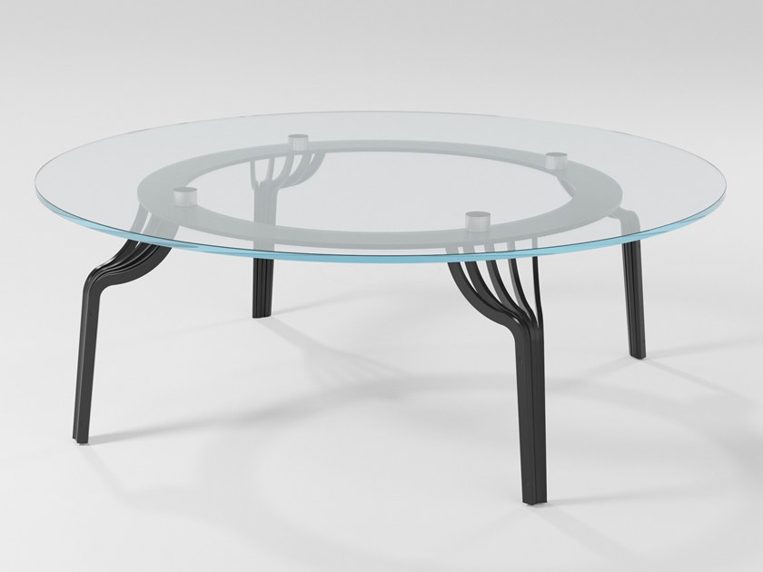 Crystal coffee table MING | Crystal coffee table by Barel
