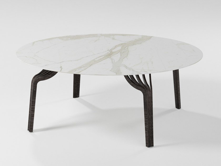 HPL coffee table MING | HPL coffee table by Barel