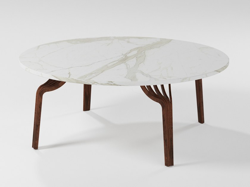 BOB Marble Coffee Table By Poltrona Frau Design JeanMarie Massaud - All marble coffee table