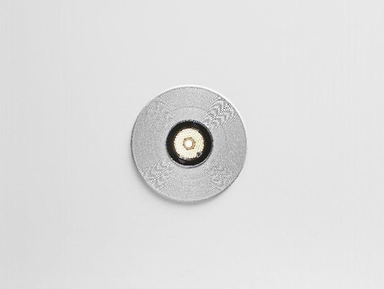LED walkover light aluminium steplight MINI DOT | Steplight by Olev