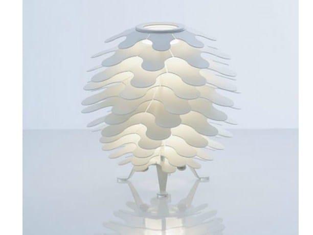 Aluminium table lamp MINI LIBERA | Table lamp by Lucente