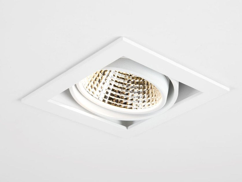 Ceiling recessed spotlight MINI MULTIPLE 1 by Modular Lighting Instruments