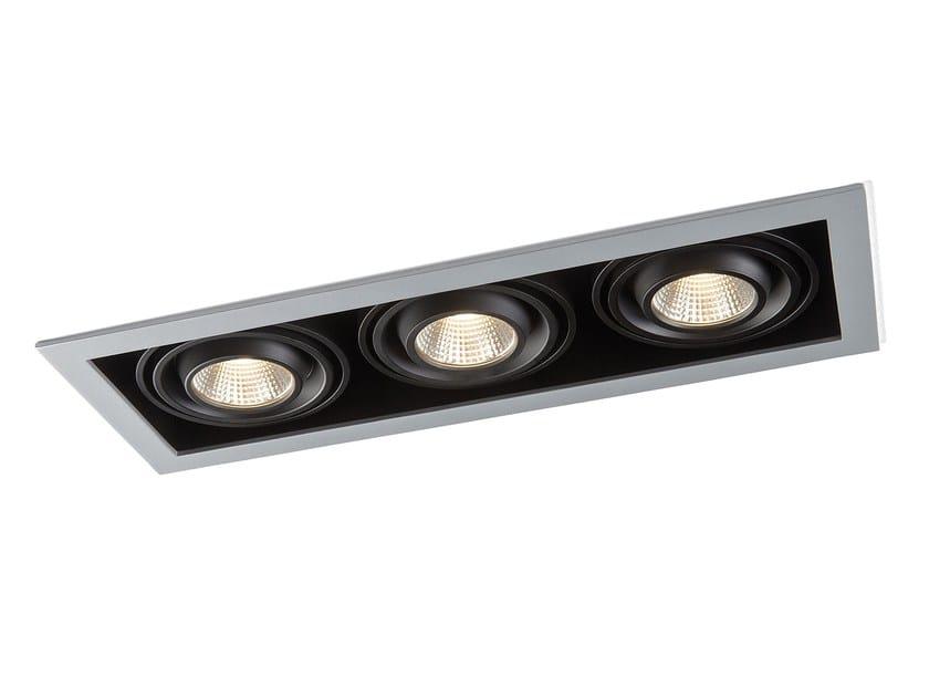 Ceiling Recessed Spotlight Mini Multiple 3
