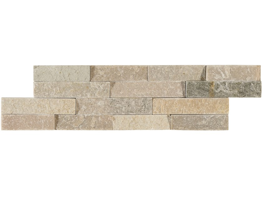 Natural stone mosaic MINI NAT-STONE MIX by BOXER