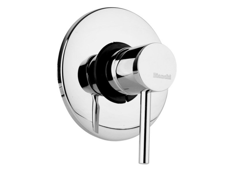 Recessed single handle shower mixer MINI | Recessed shower mixer by BIANCHI RUBINETTERIE