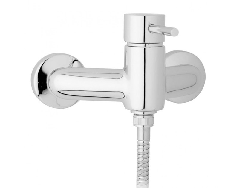 2 hole external shower mixer MINI | Shower mixer by BIANCHI RUBINETTERIE