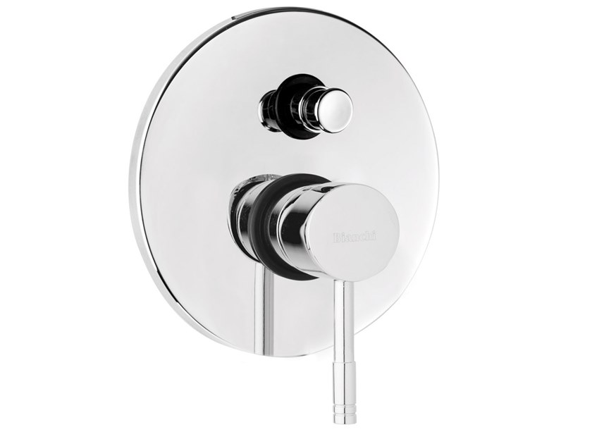 Recessed shower mixer with diverter MINI   Shower mixer with diverter by BIANCHI RUBINETTERIE