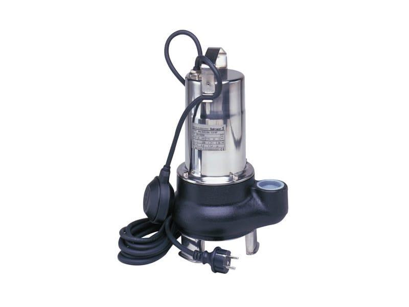 Pompa sommergibile per acque reflue, piovane e da infiltrazi MINI SVO by SALMSON