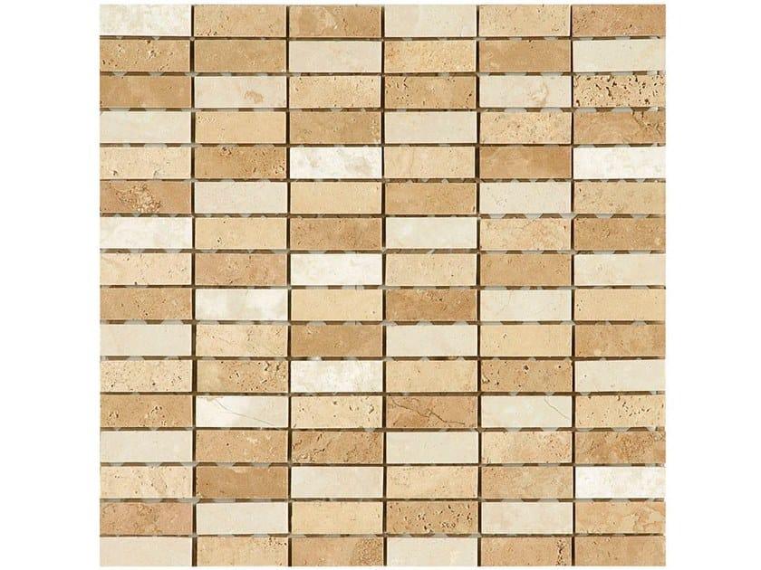 Marble mosaic MINI TESEO by BOXER