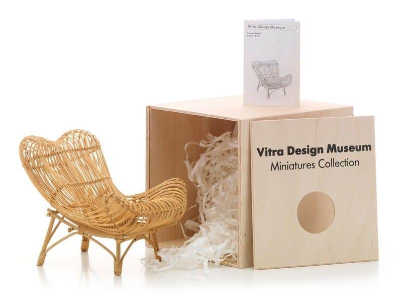 Miniatura in vimini MINIATURES GALA by Vitra