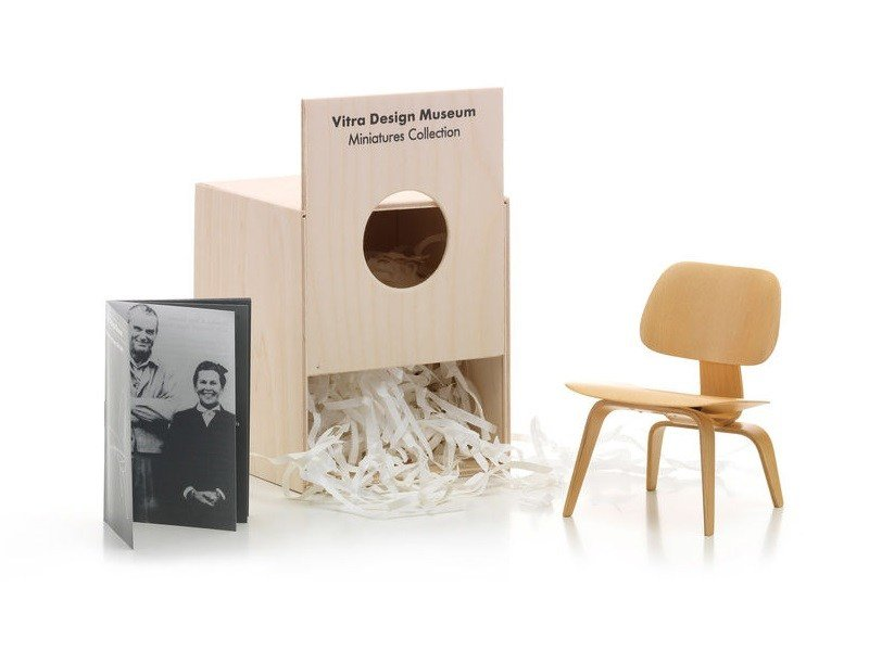 Miniatura in legno MINIATURES LCW by Vitra