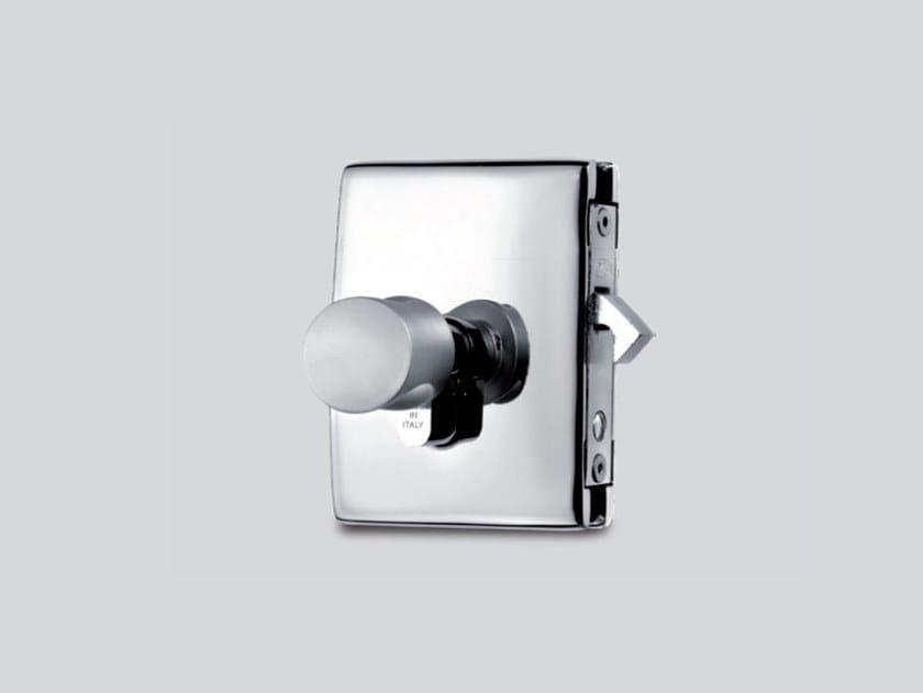 Serratura per porte scorrevoli MINIMA V-504 | V-505 | V-515 by Metalglas Bonomi