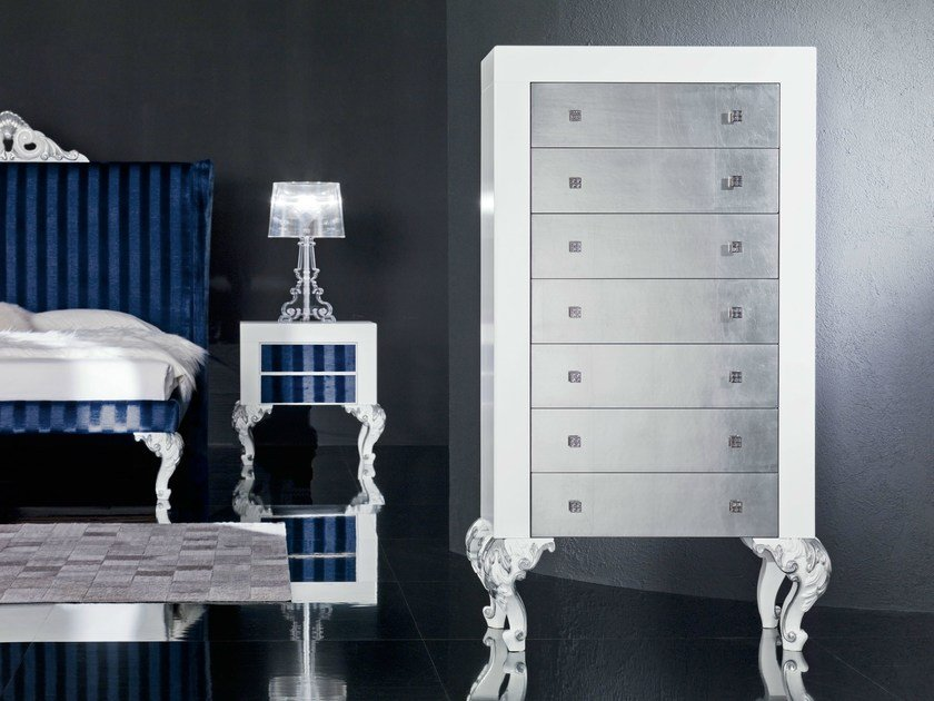Chest of drawers MINIMAL BAROQUE | Chest of drawers by Modenese Gastone