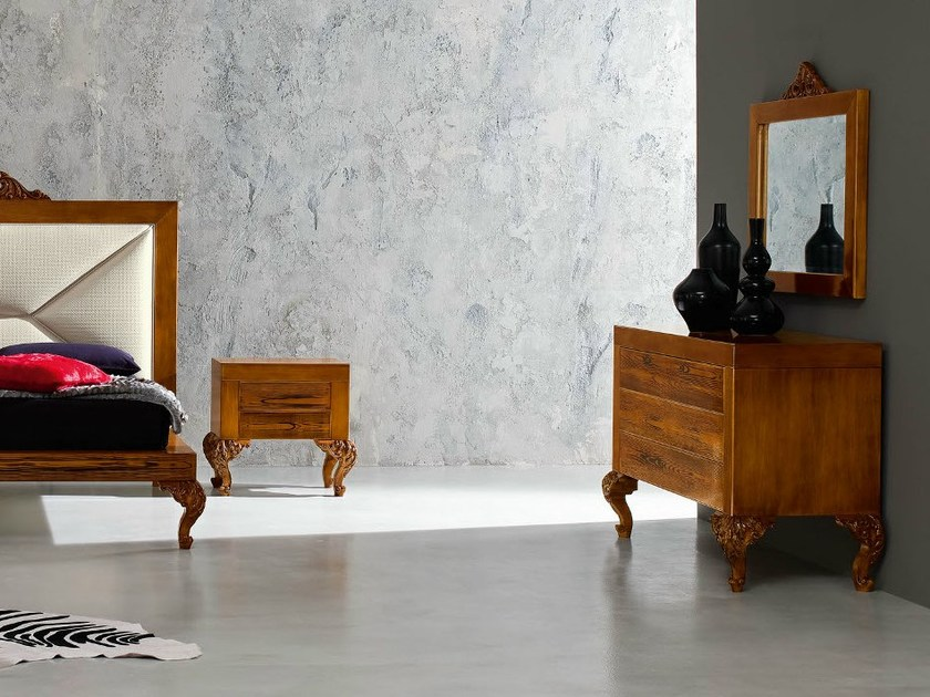 BaroqueCassettiera Modenese Minimal Legno In Gastone shrCdtxBQ
