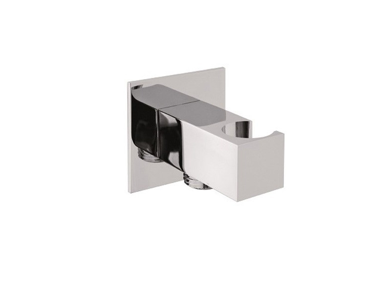 Brass handshower holder MINIMAL | Handshower holder by AQUAelite