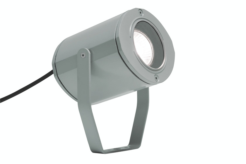 Adjustable aluminium Outdoor floodlight MINIMOK F.3765 by Francesconi & C.