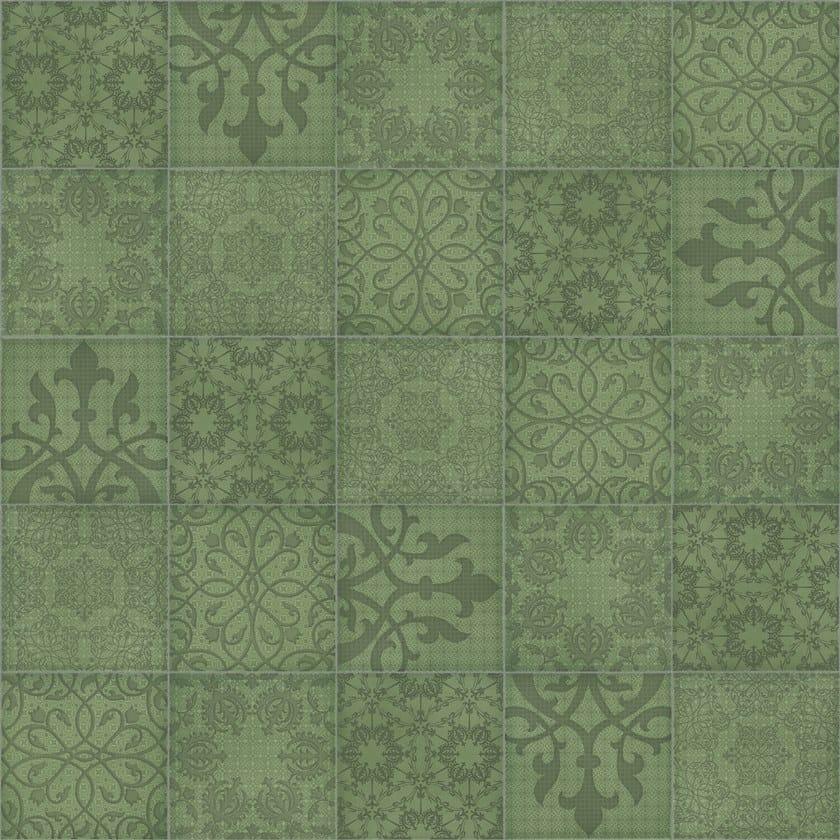 Glazed stoneware wall/floor tiles MINOO C8 by Ceramica Bardelli
