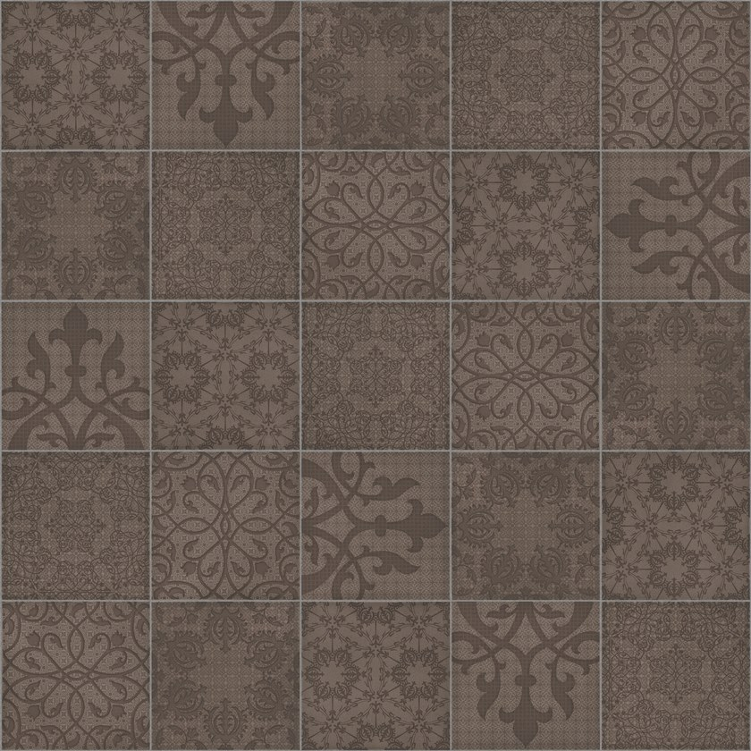 Glazed stoneware wall/floor tiles MINOO D1 by Ceramica Bardelli