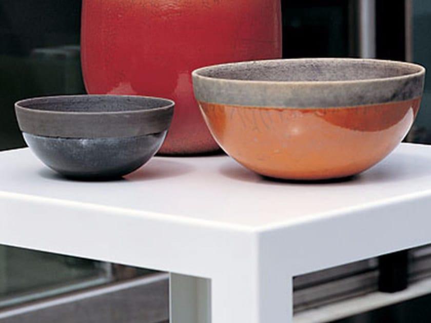 Terracotta vase MINSK BOWL by Domani