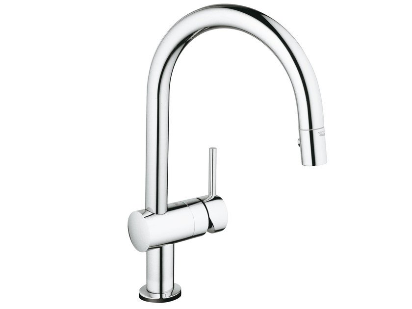 MINTA TOUCH | Electronic kitchen mixer tap Minta Collection By Grohe
