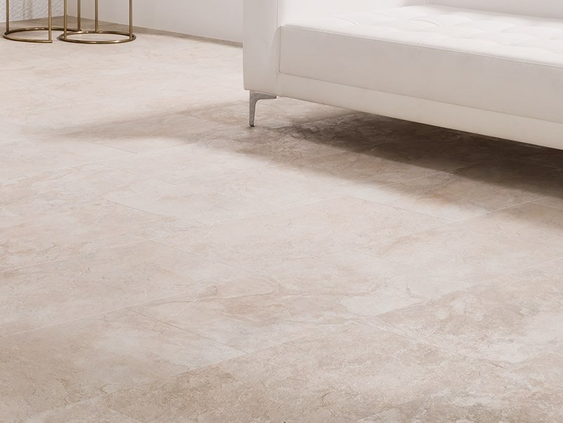 Wall/floor tiles with stone effect MIRAGE CREAM by Venis
