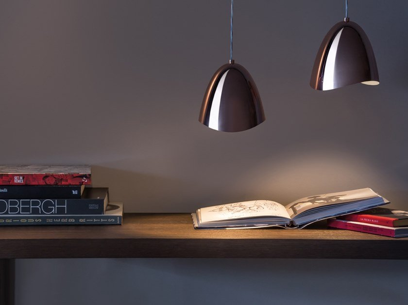 Pendant lamp with dimmer MIRAGE by Quadrifoglio