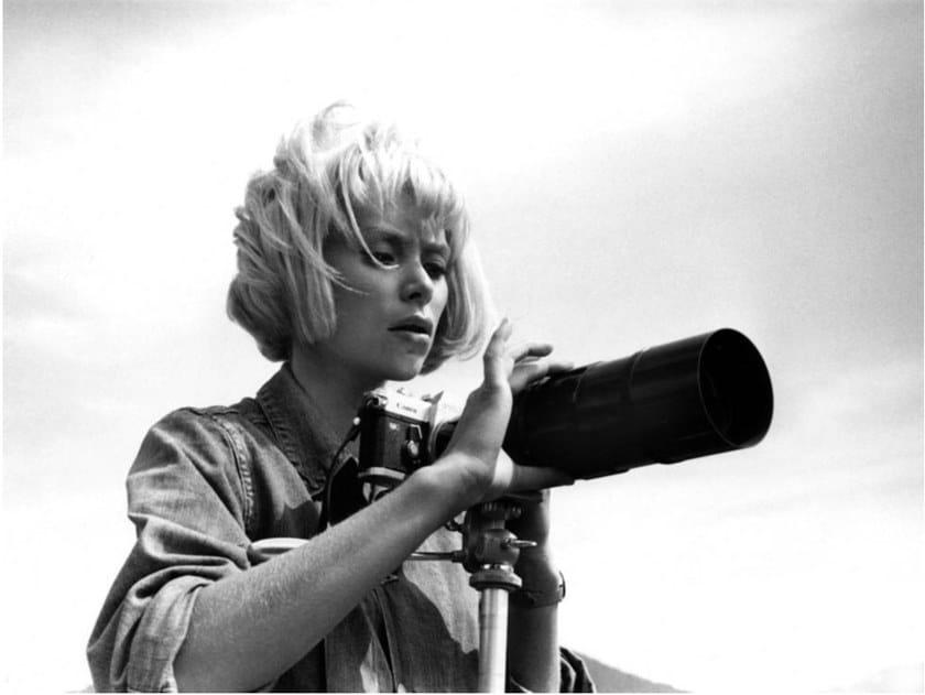 Stampa fotografica MIRELLE DARC NEL 1967 by Artphotolimited