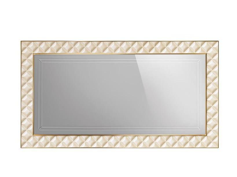 Rectangular framed mirror SIPARIO | Mirror by ADORA
