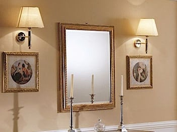 Wall-mounted framed mirror BARBARA | Mirror by Arvestyle