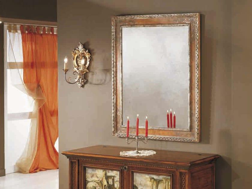 Specchio a parete con cornice ATENE | Specchio by Arvestyle