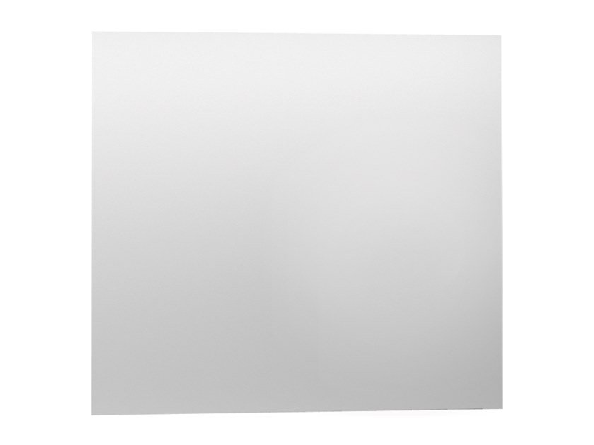 Rectangular wall-mounted mirror with integrated lighting ISTANBUL   Mirror by VitrA Bathrooms