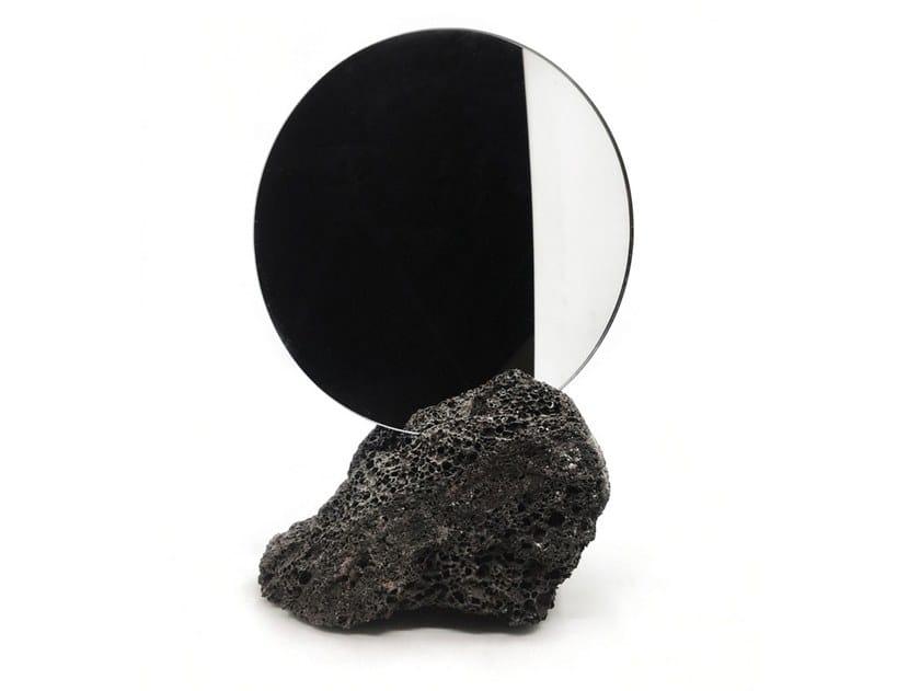 Countertop round mirror ME | Mirror by BUZAO