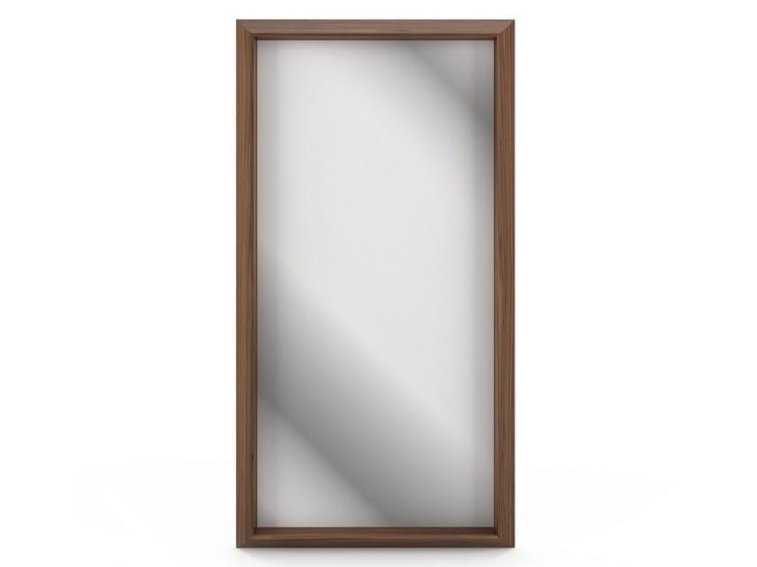 Countertop rectangular framed mirror NELSON | Mirror by Huppé