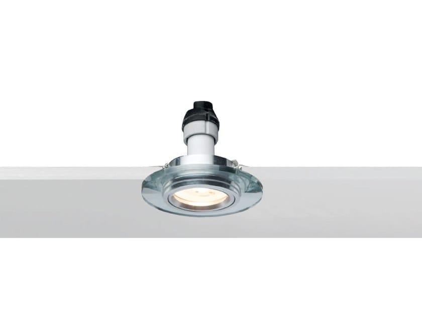 LED round recessed spotlight MIRROR | Round spotlight by Rossini Illuminazione