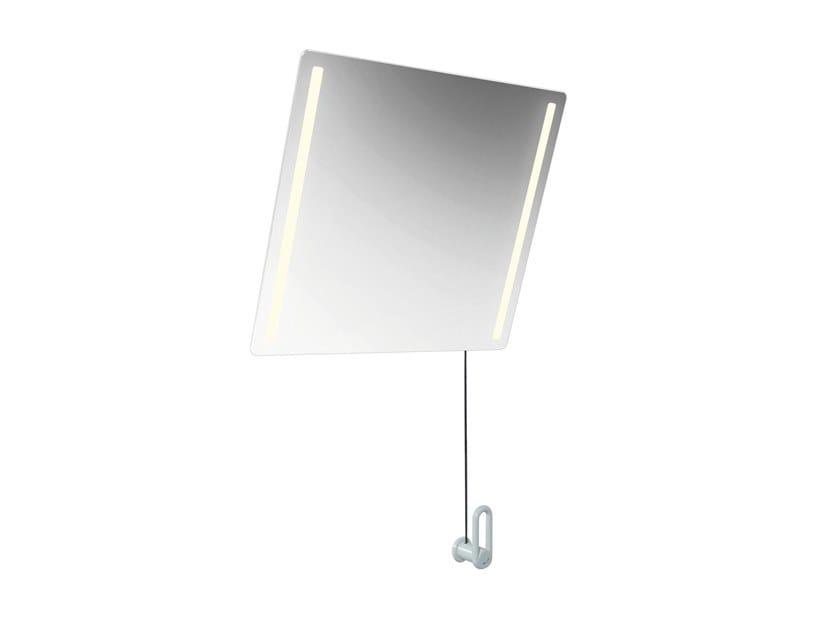 Specchio con illuminazione integrata 801.01.400