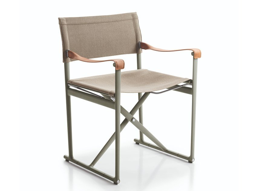 Mirto Outdoor Canvas Chair Mirto Outdoor Collection By B B Italia